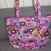 Vera Bradley Flutterby Vera Tote Purse--New-86 Retail 10096-158 Photo