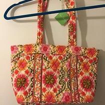 Vera Bradley Folkloric Tote Bag New Purse Photo