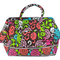 Vera Bradley Frame Travel Bag Lola Luggage Carryall Tote New Photo