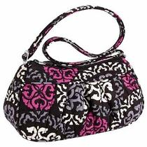 Vera Bradley - Frannie Purse Shoulder Bag Crossbody Canterberry Magenta - Nwt Photo