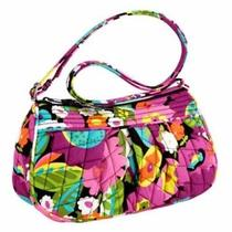 Vera Bradley - Frannie Purse Shoulder Bag Crossbody Va Va Bloom - Nwt Photo