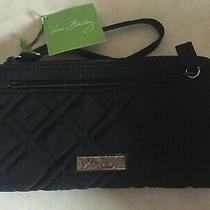Vera Bradley Front Zip Clutch Purse New With Tags Photo