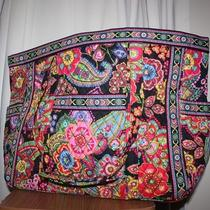Vera Bradley  Get Carried Away Tote - Symphony in Hue New  Photo