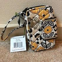 Vera Bradley Go Wild Smartphone Wristlet Iphone Wallet New With Tag Photo