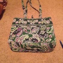 Vera Bradley Green Handbag Photo