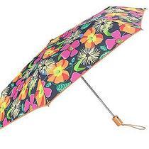 Vera Bradley Handbag Designer  Umbrella Jazzy Blooms New Fast Shipping Photo