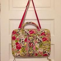 Vera Bradley Hard Sided Computer Bag