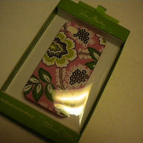 Vera Bradley Hardshell Case for Iphone in Priscilla Pink Nwt Photo