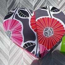 Vera Bradley Heart to Heart Jewelry Box Cheery Blossoms Nwt and Nip Photo