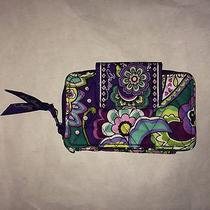 Vera Bradley Heather Smartphone Wristlet Wallet Nwt Photo