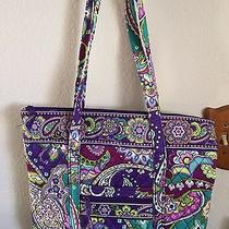 Vera Bradley Heather Villager Tote Bag Purse Nwt Nwd Photo