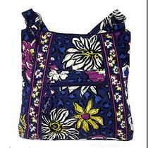 Vera Bradley Hipster - African Violet Pattern - Nwt Photo
