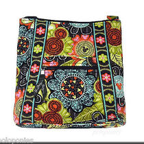 Vera Bradley Hipster - Mickey's Perfect Petals - Disney Parks Collection Nwt Photo