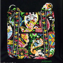 Vera Bradley Hipster - Midnight With Mickey Nwt - Disney Parks Collection (6a) Photo
