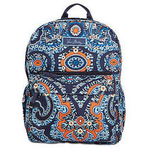 Vera Bradley Hipster Polyester Lighten Up Just Right Backpack 14838-199 Photo