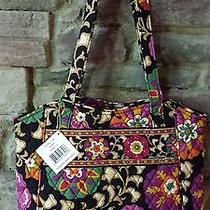 Vera Bradley - Holiday Tote in Retired Suzani Pattern Photo