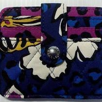 Vera Bradley in a Snap Card Case in African Violet Photo