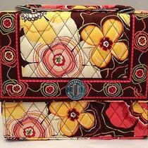 Vera Bradley Julia Bag Handbag Purse Buttercup Photo