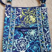 Vera Bradley Katalina Blues Hipster Crossbody Shoulder Baggreat Cond. Pre-Owned Photo