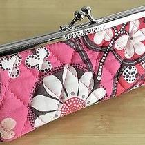 Vera Bradley Kisslock Case in Blush Pink Photo