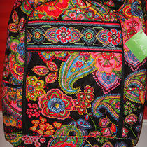 Vera Bradley Laptop Back Pack 
