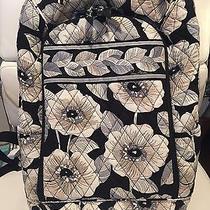 Vera Bradley Laptop Backpack - Camilla Pattern  Photo