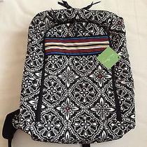 Vera Bradley Laptop Backpack in Barcelona Photo