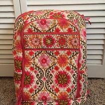Vera Bradley Laptop Backpack in Folkloric  Photo