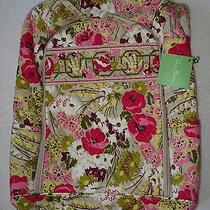 Vera Bradley Laptop Backpack in Make Me Blush Photo