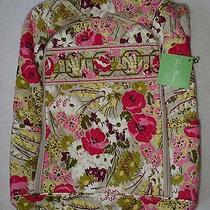 Vera Bradley Laptop Backpack in Make Me Blush Photo