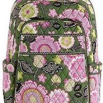 Vera Bradley Laptop Backpack Olivia Photo