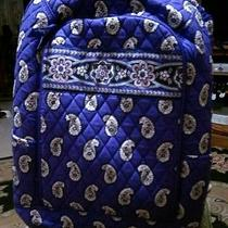 Vera Bradley Laptop Backpack Simply Violet Nwot Photo
