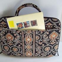 Vera Bradley Laptop Tote Suzani Photo
