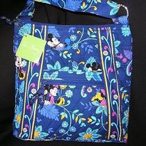 Vera Bradley Large Hipster Disney Dreaming 1a Photo