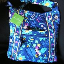 Vera Bradley Large Hipster Disney Dreaming 1b Photo