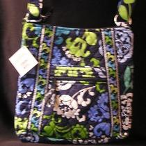 Vera Bradley Large Hipster Disney Where's Mickey 1b Photo