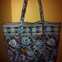 Vera Bradley Large Tote Bag Photo