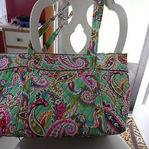 Vera Bradley Large Tote Miller Bag in Tutti Frutti Nwot Photo