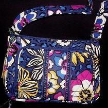 Vera Bradley Little Hipster Crossbody African Violet Photo