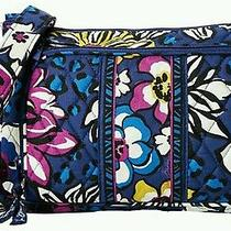 Vera Bradley Little Hipster in African Violet Nwt Photo