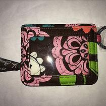 Vera Bradley Lola Double Campus Id Wallet Nwt Photo