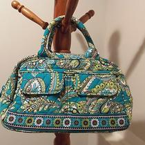Vera Bradley Lola Purse Handbag  Peacock Nwot Photo