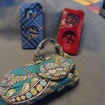 Vera Bradley Lot of 3 Cell Phone Covers Photo