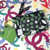 Vera Bradley Lucky You Zip Id Case New Id Holder Key Ring New With Tag Photo