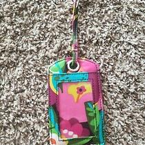 Vera Bradley Luggage Tag Va Va Bloom  Photo