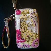 Vera Bradley Make Me Blush Camera Phone Case Wristlet Mini Pag Purse New Rare Photo