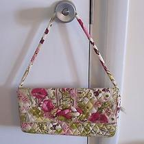 Vera Bradley Make Me Blush Knot Just a Clutch Handbag Photo