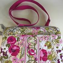 Vera Bradley Make Me Blush Laptop Attache Photo