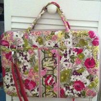 Vera Bradley Make Me Blush Laptop Bag Photo