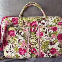 Vera Bradley Make Me Blush Retired Work Laptop Portfolio Hard Computer Case Photo